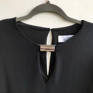 Badgley Mischka Dresses - Belle Badgley Mischka Black Dress